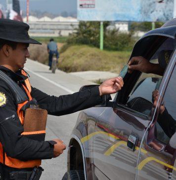 Departamento de tr nsito de la polic a nacional civil for Oficina xestion de multas concello de santiago