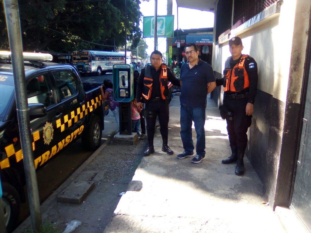 Se trata de Edgar Cecilio García Pineda, de 51 años quien se conducía a bordo del automóvil P-501FYL, marca Honda, color Gris Policromado.